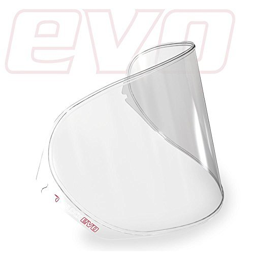 - Shoei CWR-1/CNS-1/CW-1 Pinlock Evo Lens Street Motorcycle Helmet Shield - Clear/One Size