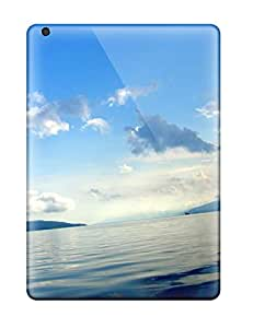 Alfredo Alcantara's Shop New Style Ultra Slim Fit Hard Case Cover Specially Made For Ipad Air- On A Blue Evening 8614800K58516963