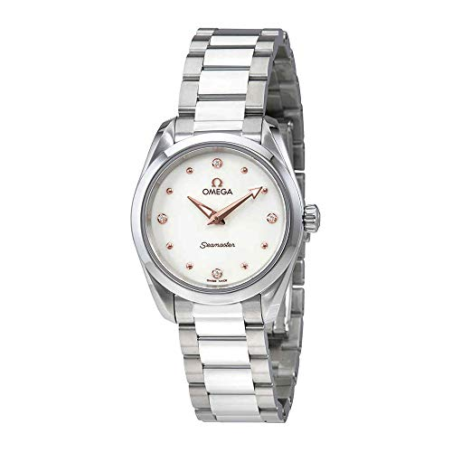 Omega Seamaster Aqua Terra Ladies Watch 220.10.28.60.54.001