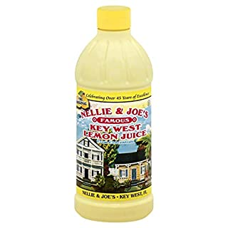 Nellie & Joe's, Key West Lemon Juice, 16 oz