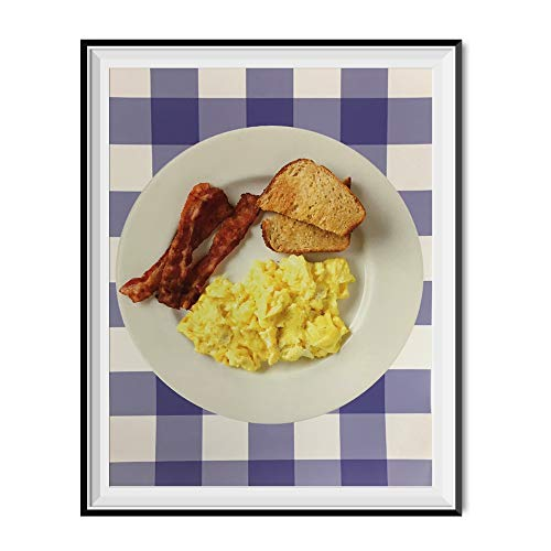 - My Party Shirt Breakfast Ron Swanson Office Poster Parks and Recreation 11