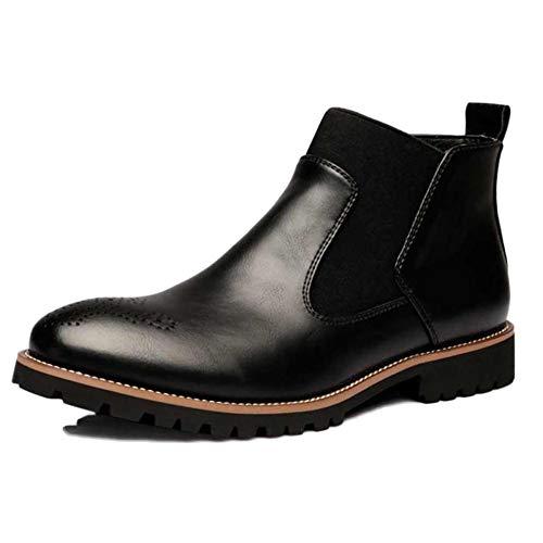 Boots Black Adulte En Hiver Bottes Outillages Martens Classique Cuir Desert Dr Bottines Homme Hautes wEOITq7