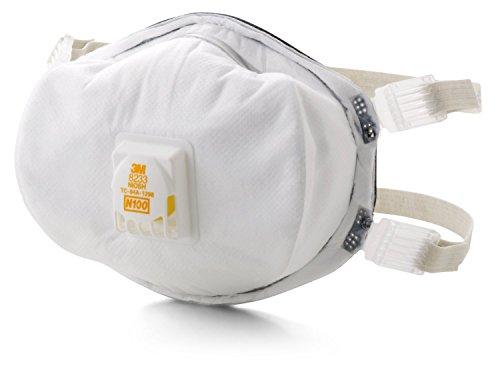 3M Particulate Respirator 8233 N100