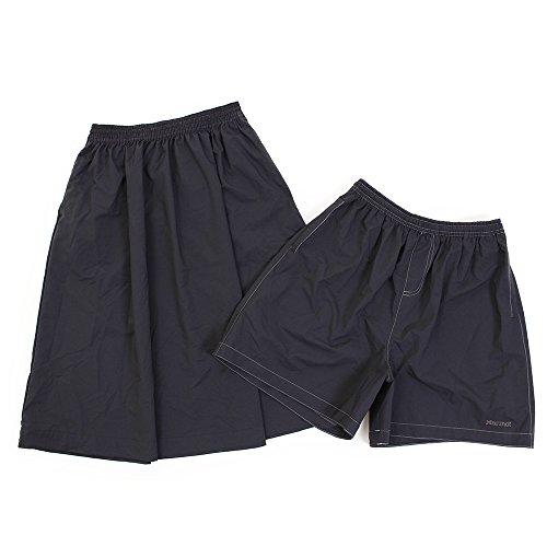 静めるエンコミウム検索エンジン最適化マーモット(Marmot) レディース Joy Skirt and Short Pant TOWLJE97YY NBLK ネイビーブラック L