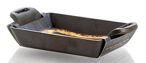 4 inch cast iron pan - 7
