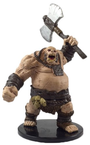 D&D Fantasy Miniatures - Icons of the Realms - Elemental Evil - Ogre