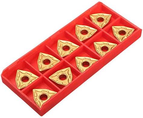 cnbtr 1//4/S2/acero cromado yeso magn/ético destornillador Bits PH2/puntas para paneles de yeso v/ástago hexagonal con profundidad Stop 1//–/Pack de 5