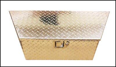 Triton 13450 Aluminum Storage Box With Hardware by Triton