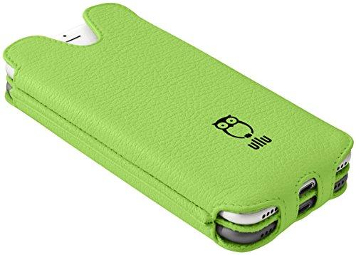 ullu Sleeve for iPhone 8 Plus/ 7 Plus - Lime Green UDUO7PPL05 by ullu (Image #1)