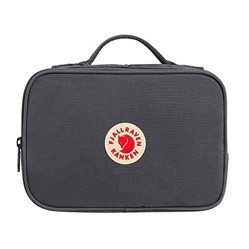 Fjallraven - Kanken Toiletry Bag for Home and Travel, Super Grey