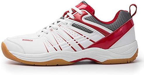 FJJLOVE Zapatos De Los Hombres De Bádminton, Zapatillas De Tenis ...
