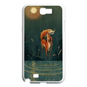 Personalized New Print Case for Samsung Galaxy Note 2 N7100, Sly Fox Phone Case - HL-699116
