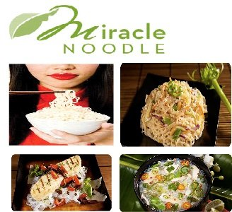 Miracle Noodle Variety Pack - 9 Pack by Miracle Noodle