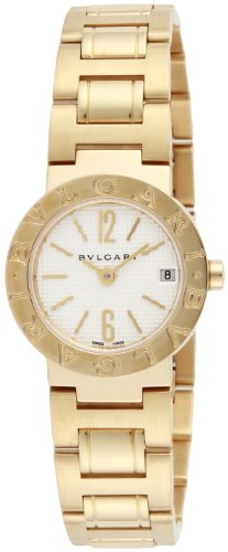 BVLGARI watch Bulgari Bulgari White dial K18YG case BB23WGGD