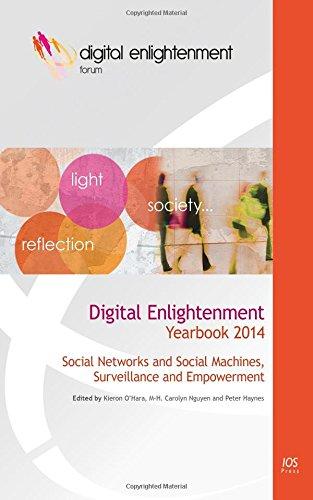 DIGITAL ENLIGHTENMENT YEARBOOK 2014