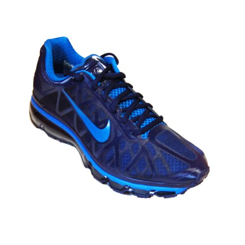 Nike Air Max+ 2011 Mens Running Shoes [429889-440] Binary...