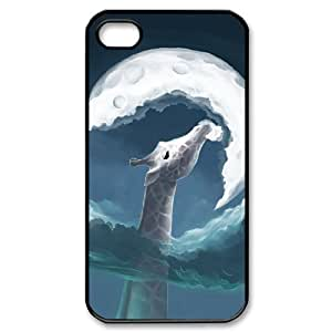 VNCASE Giraffe Phone Case For Iphone 4/4s [Pattern-1]