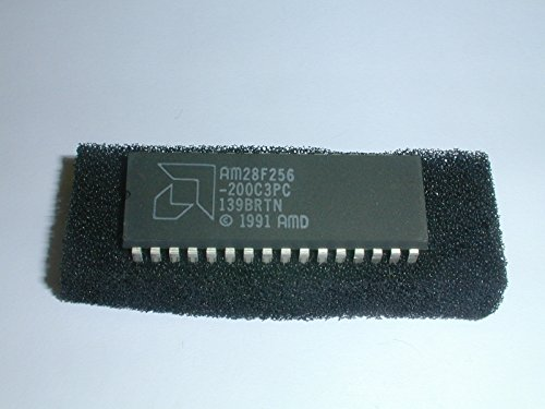 Amd Flash Memory - AM28F256-200C3PC IC 256K Flash Memory 32 Pin Dip (1 piece)
