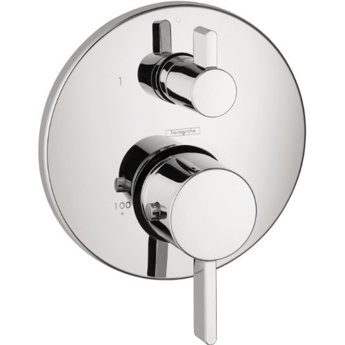 Hansgrohe 04230000 S Thermostatic Trim With Volume Control