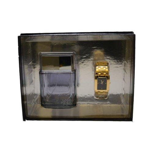 Edt Watch - I Am King By Sean John for Men Gift Set, Eau-de-toillete Spray, Sean John Signature Watch
