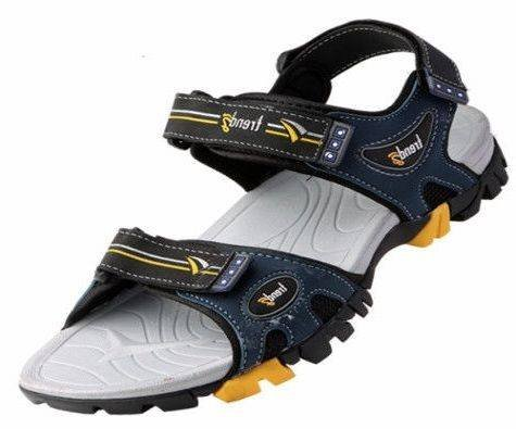 883988d070c6 Vkc Trendz Sandals and Floaters Male (2316) (8 M UK)  Amazon.in  Shoes    Handbags