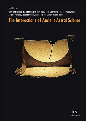 The Interactions of Ancient Astral Science
