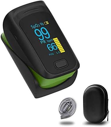 Oxi-Go Pro Sports and Aviation Finger-Unit Spot Check Pulse Oximeter