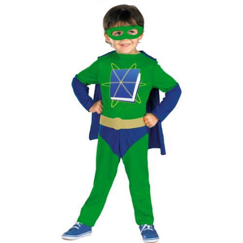 Super Why Costume Toddler Large