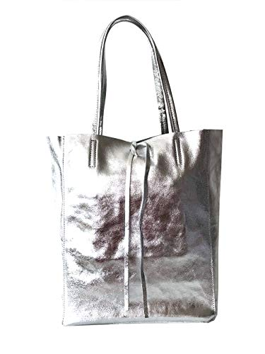 cuir Fashion fabriqu Shopper RW souple qTCwxza