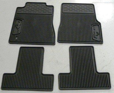 mustang car mats - 8