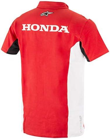 Alpinestars Honda - Polo para Hombre: Amazon.es: Coche y moto