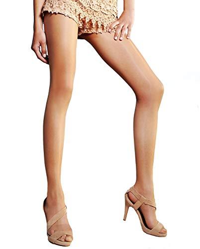 (Sevilla 15 Den 3D Lycra Pantyhose Color: Moreno Size: 1 (X-Small))