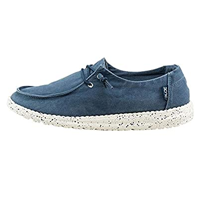 Hey Dude Women's Wendy L Linen Loafer Shoes
