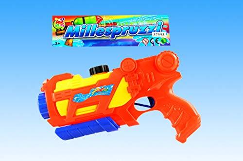 Apel Plastik- Pistola Acqua, Multicolore, APE730