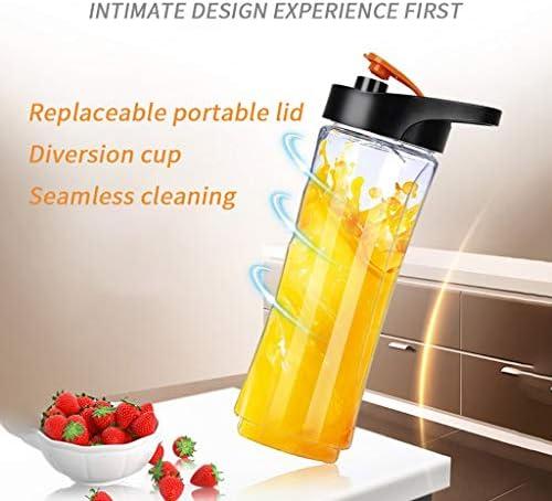 jfhrfged - Exprimidor de cítricos portátil, multifunción, eléctrico, para la Cocina de Frutas y Verduras, fácil de Limpiar, pequeño exprimidor extraíble