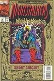 Nightstalkers #12: Short Circuit October 1993