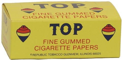 (Top Cigarette Paper)