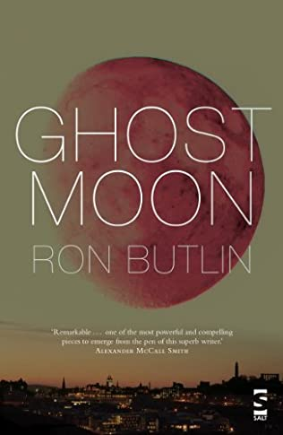 book cover of Ghost Moon