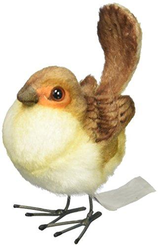 - Hansa Female Wren Plush Animal Toy, 3