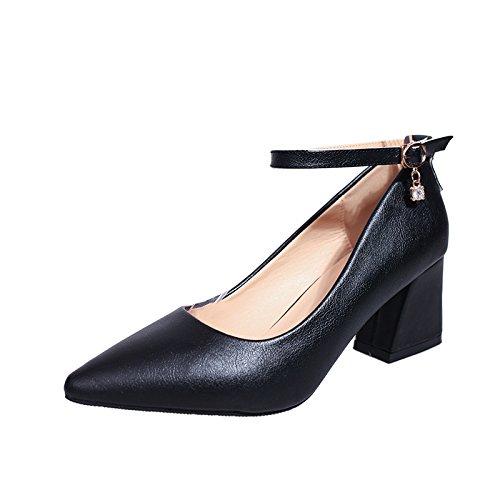 Shoes aiuta scarpe punta per a Black Shoes grasso Seasons le punta Single il 36 Four Low una con The Con Donna wCz4Uqvn