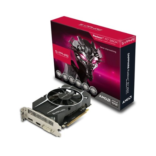 Sapphire Version PCI Express Graphics 11222 06 20G