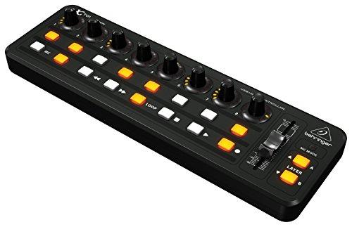 Controlador USB BEHRINGER, negro (XTOUCHMINI)