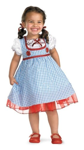 [Ruby Slipper Darling Toddler Costume (3T-4T)] (Baby Dorothy Costumes)