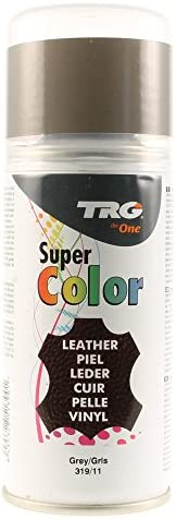TRG Super Spray, 150 ml, & Leinwand-Dye-Effekt, Vinyl (grey)