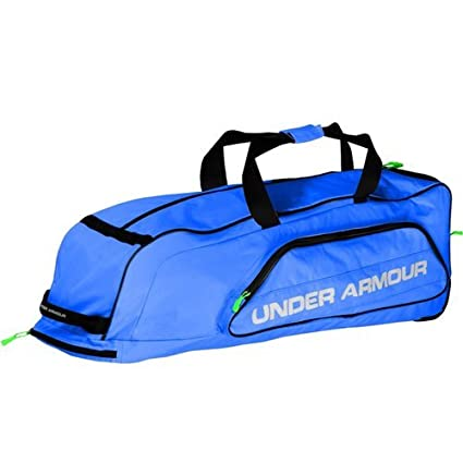 828a3172df Amazon.com: Under Armour UA Unisex Line Drive Roller Bag Baseball Royal  UASB-LDRB2 (Royal): Sports & Outdoors
