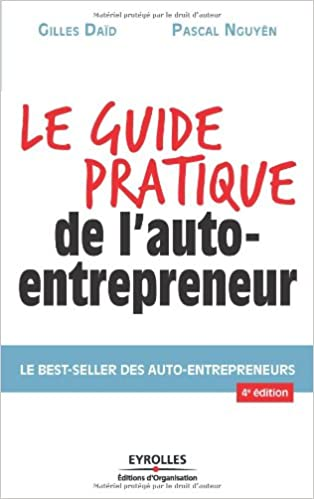 """Résultat de recherche d'images pour """"le guide de l'auto entrepreneur"""""""