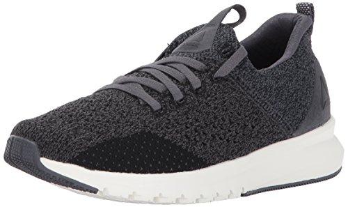 Reebok Womens Print Premier Ultk Running Shoe Black/Ash Grey/Coal/Chalk