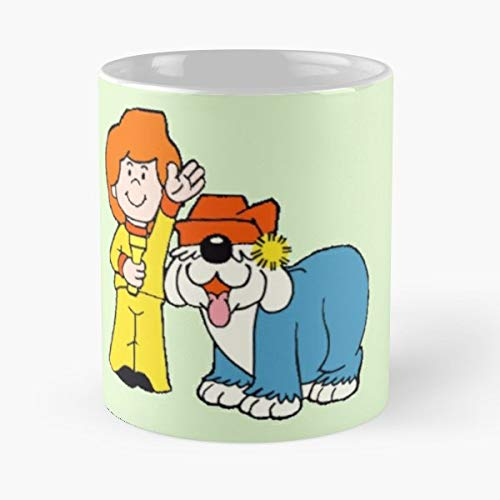 (Jamie And His Magic Torch Retro Tv The British Childrens Drama - 11 Oz Coffee Mugs Unique Ceramic Novelty Cup, The Best Gift For Holidays.)