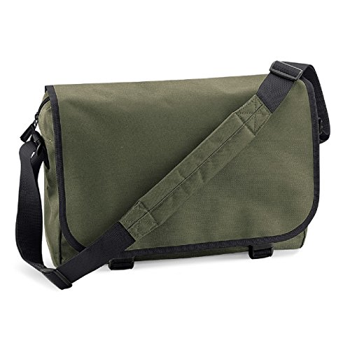 Olive Bagbase Sacoche Vert Bagbase Sacoche Vert 64xqwY