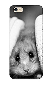 3452ca41650 Flyingangela Headphones Music Animals Hamsters Selective Coloring Durable Iphone 6 Plus Tpu Flexible Soft Case With Design